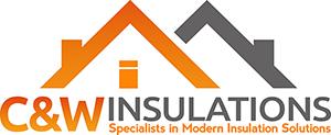 C & W Insulations Logo